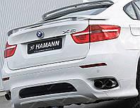 Спойлер на стекло BMW X6 E71 (спойлер заднего стекла БМВ Х6 Е71)