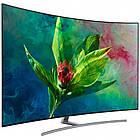 Телевизор Samsung QE65Q8CN (PQI 3300Гц, 4K Smart, Q Engine, QHDR Elite, HLG, HDR10+, QHDR1500, Curved), фото 2