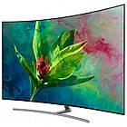 Телевизор Samsung QE65Q8CN (PQI 3300Гц, 4K Smart, Q Engine, QHDR Elite, HLG, HDR10+, QHDR1500, Curved), фото 3