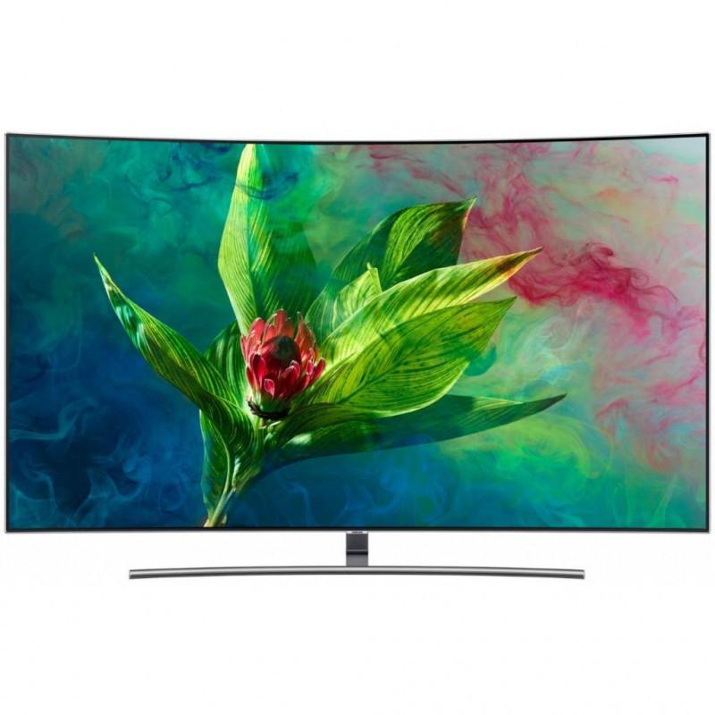 Телевизор Samsung QE65Q8CN (PQI 3300Гц, 4K Smart, Q Engine, QHDR Elite, HLG, HDR10+, QHDR1500, Curved)