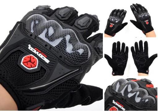 Мотоперчатки текстильные мото перчатки с защитой Scoyco