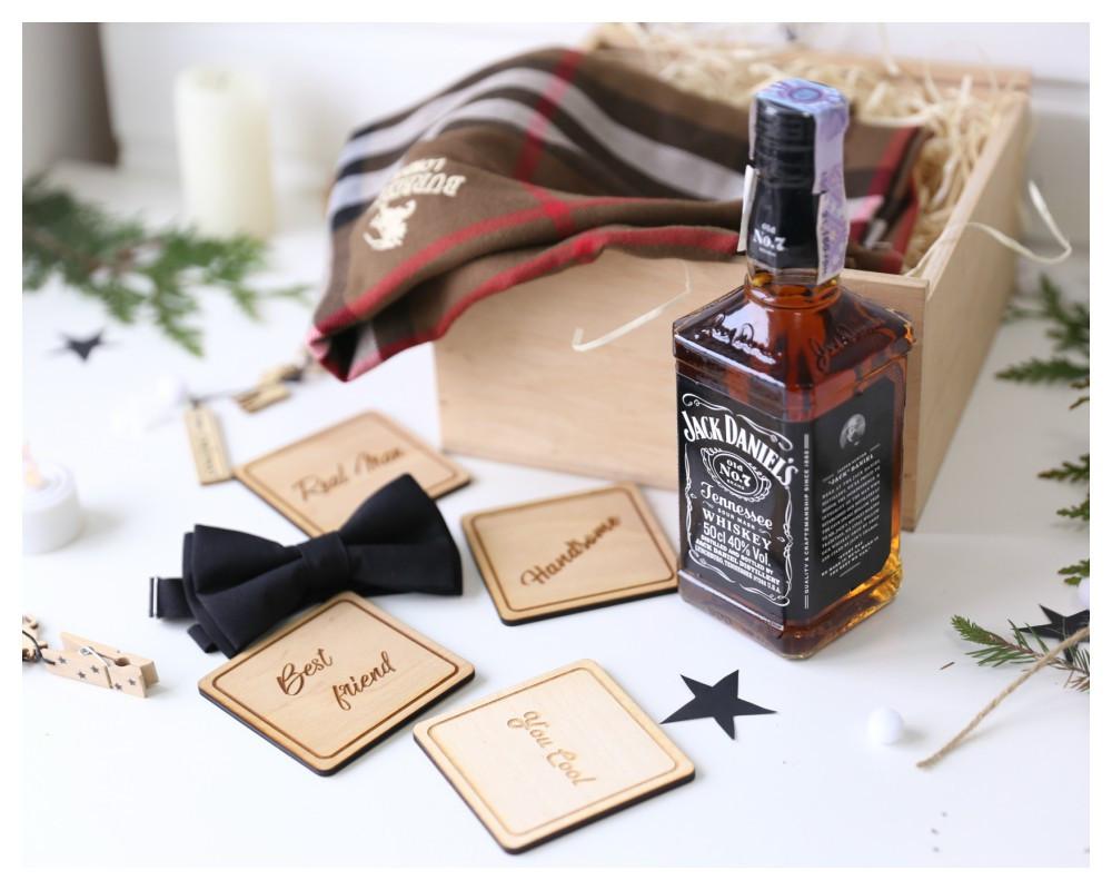 """Подарочный набор для мужчин  """"Стильный Джек"""""""