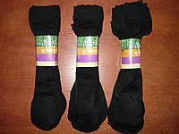Капроновые женские носки. Без тормозов. Чёрные