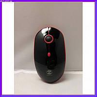 Беспроводная компьютерная мышка ZORNWEE W880 с аккумулятором черная