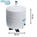 Фильтр обратного осмоса Aqualine Ro-6 с минерализатором, фото 8