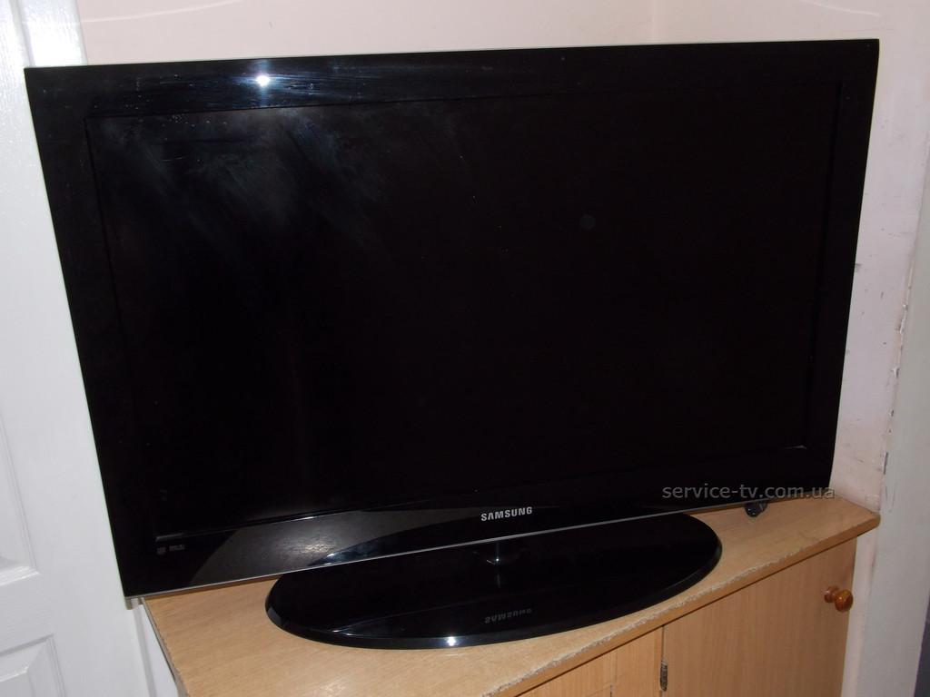 Ремонт телевизора Samsung LE37A552P3R