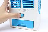 Мини вентилятор ароматизатор Jing Yu Mini Fan, фото 9