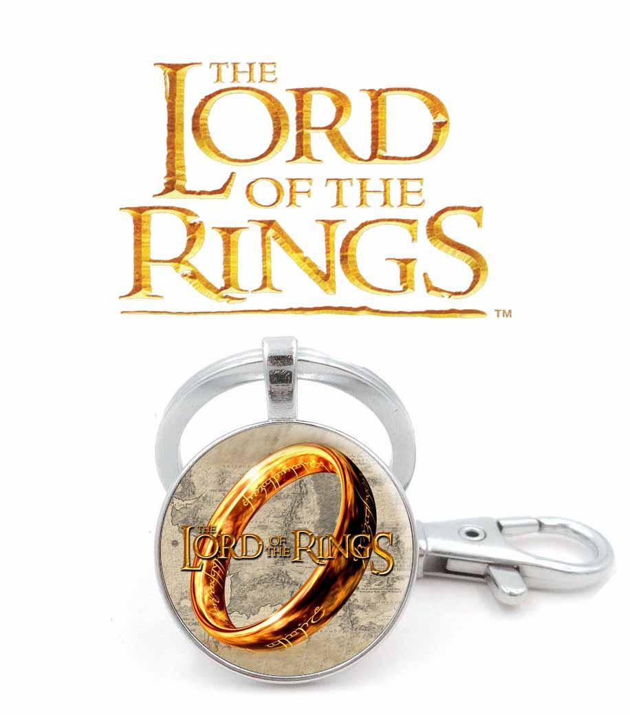 Брелок Кольцо Всевластия Властелин колец The Lord of the Rings
