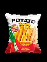 Палички кукурудзяні зі смаком картоплі з цибулею 25 г