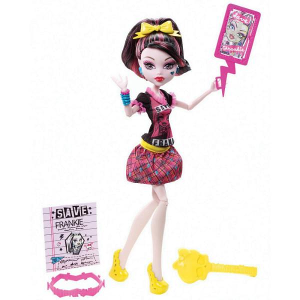 Monster high Дракулаура Спасти Фрэнки Draculaura save Freaky Fusion doll