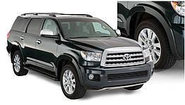 Toyota Sequoia 2007-2012 Расширители колесных арок на для Toyota Тойота Sequoia 2007-2012 (4 шт.)