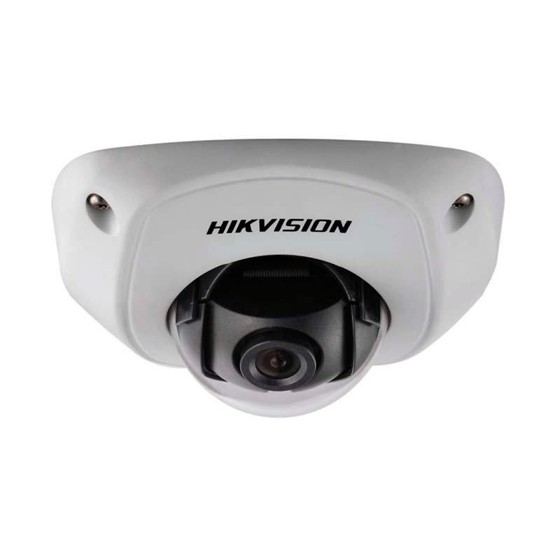 IP камера видеонаблюдения Hikvision DS-2CD2523G0-IWS (2,8 мм)