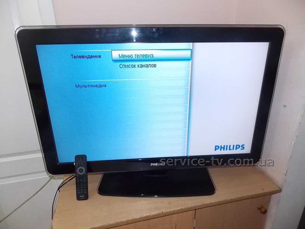 Ремонт телевизора Philips 37PFL5603D_10(Q522