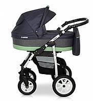 Детская коляска 2 в 1 Verdi Laser 06 синий