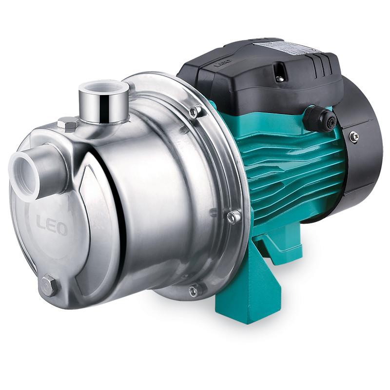 Насос відцентровий самовсмоктуючий 0.45 кВт Hmax 38м Qmax 40л/хв (нерж) LEO 3.0 (775352)