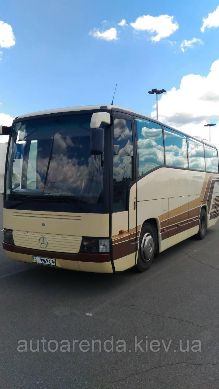 Прокат автобуса Mercedes  на 36 мест