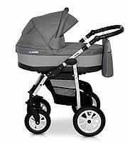 Детская коляска 2 в 1 Verdi Laser 11 серый