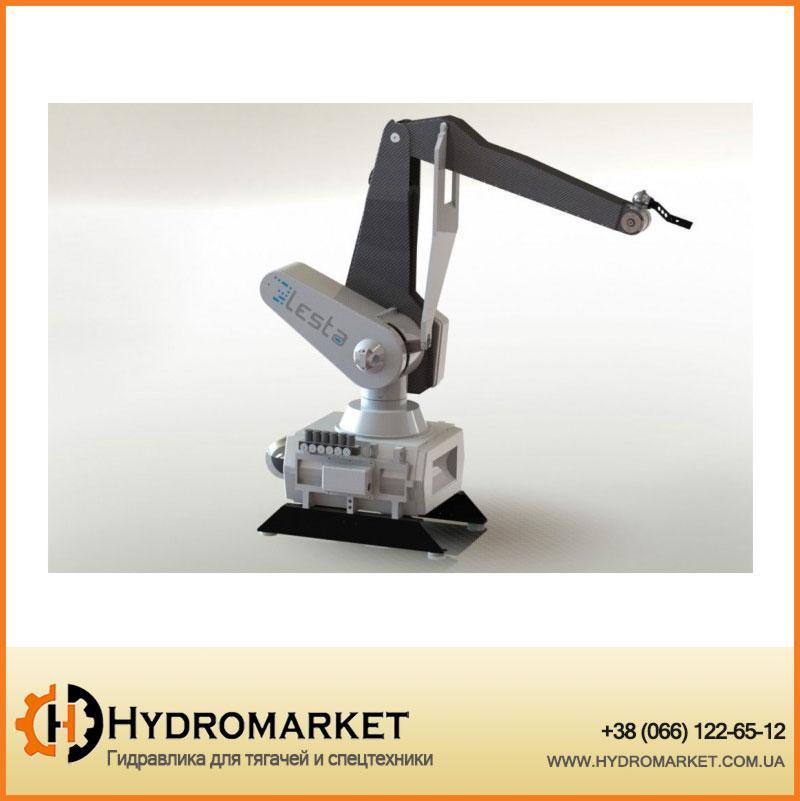 Покрасочный робот Lesta LeBot IA6