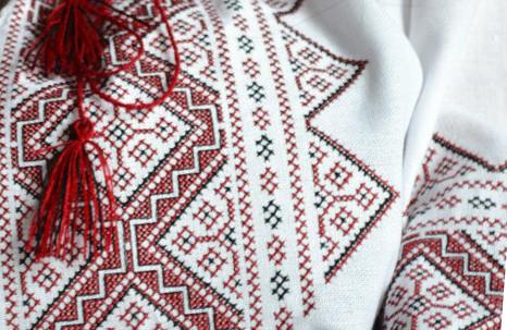 украинская вышивка Богатство и благополучие