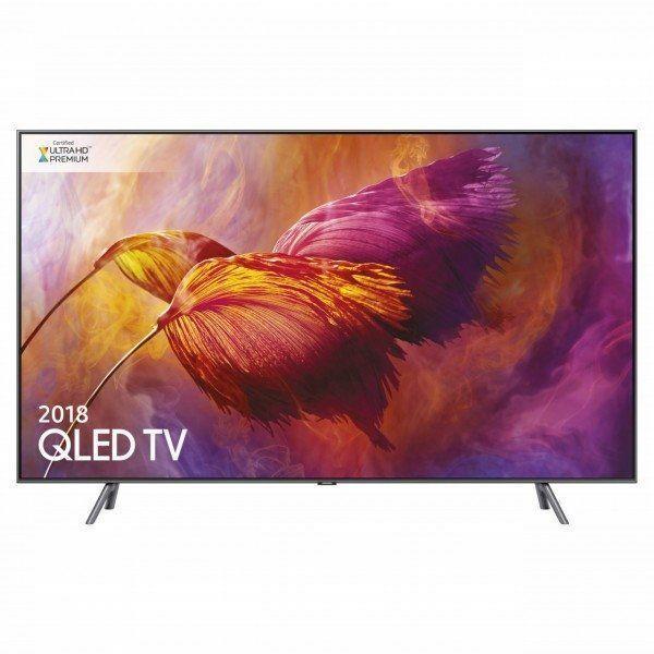 Телевизор Samsung QE55Q8DN (PQI 3600Гц, 4K Smart, Q Engine, QHDR Elite, HLG, HDR10+, QHDR1500, D.D+4.1CH 40Вт)