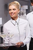 Блуза официанта TEXSTYLE женская с кантом