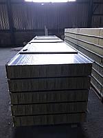 Сендвич панель стеновая базальт 200мм, фото 1