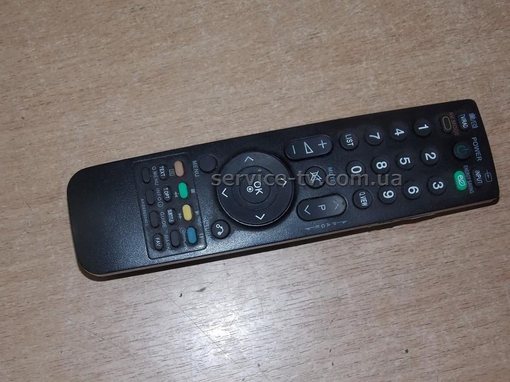Ремонт пульта LG AKB69680403