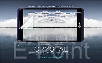 Защитная пленка Nillkin Crystal для LG K220DS X Power