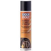 Средство для обработки шин Liqui Moly Reifen-Glanz-Schaum  (7601) 300 мл