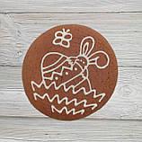 Пряник «Пасхальный», ч/б, фото 3