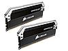 Оперативна пам'ять CORSAIR DOMINATOR PLATINUM 16GB (2 x 8GB) 240-Pin DDR3 SDRAM DDR3 для комп'ютера