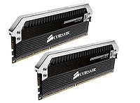 Оперативна пам'ять CORSAIR DOMINATOR PLATINUM 16GB (2 x 8GB) 240-Pin DDR3 SDRAM DDR3 для комп'ютера, фото 1