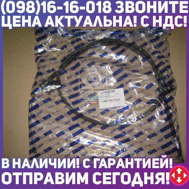 ⭐⭐⭐⭐⭐ Трос ручного тормоза ДЕО LANOS левый (производство  PARTS-MALL)  PTC-022