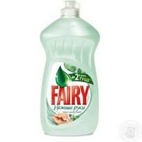 Средство Fairy Чайное дерево и мята для мытья посуды 500мл