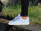 Оригинальные женские кроссовки Puma Basket Heart Patent SMU 37.5-41р. 363073-04, фото 5