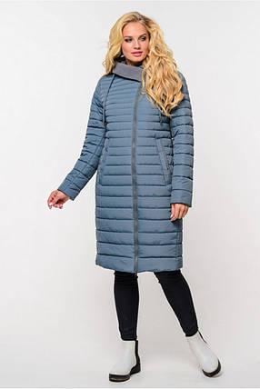 c826068de7d Женская демисезонная удлиненная курточка Стефания  продажа