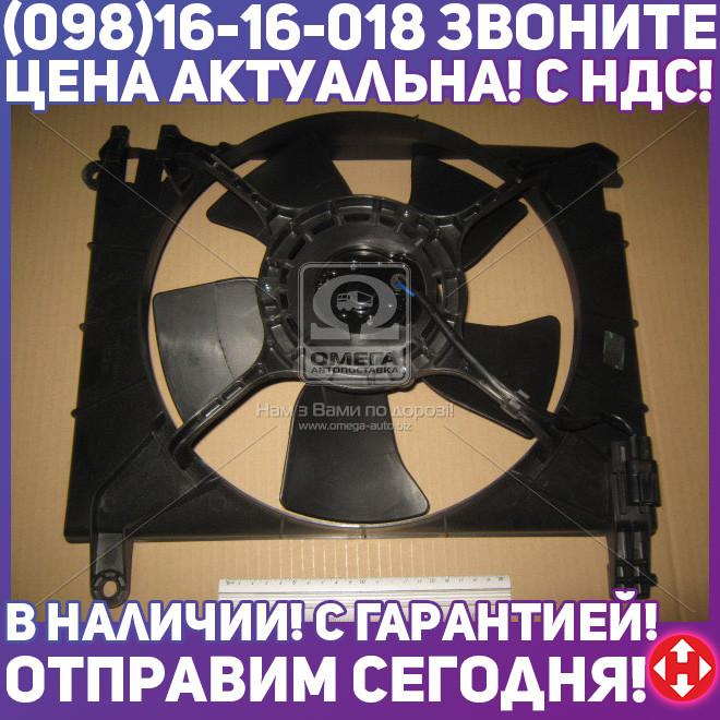 ⭐⭐⭐⭐⭐ Вентилятор охлаждения ШЕВРОЛЕТ AVEO без конд. (производство  PARTS-MALL)  PXNAC-028