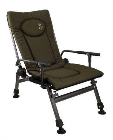 Кресло карповое M-Elektrostatyk F5R