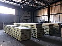 Сендвич панель стеновая базальт 220мм, фото 1
