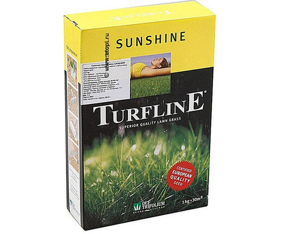 Семена газона Sunshine Turfline 1 кг DLF Trifolium, фото 2