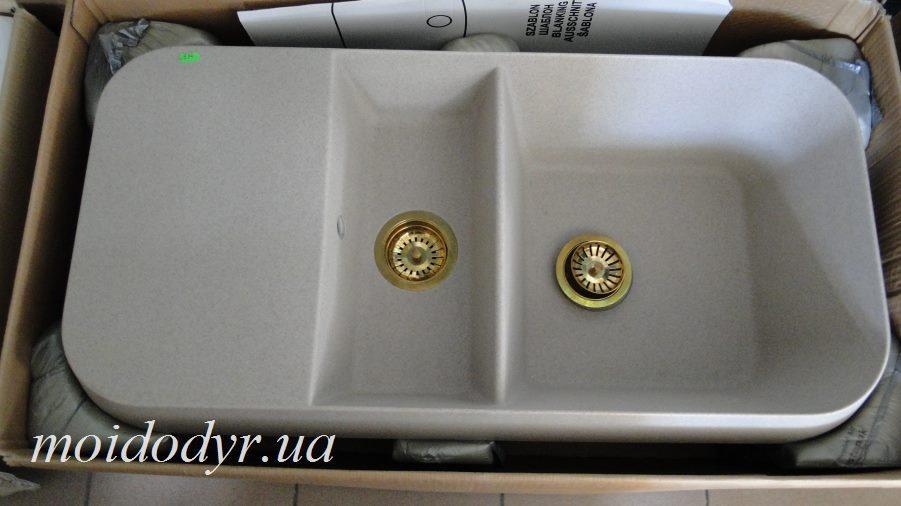Кухонная мойка MARMORIN Opal 440513006 sand (песочный)
