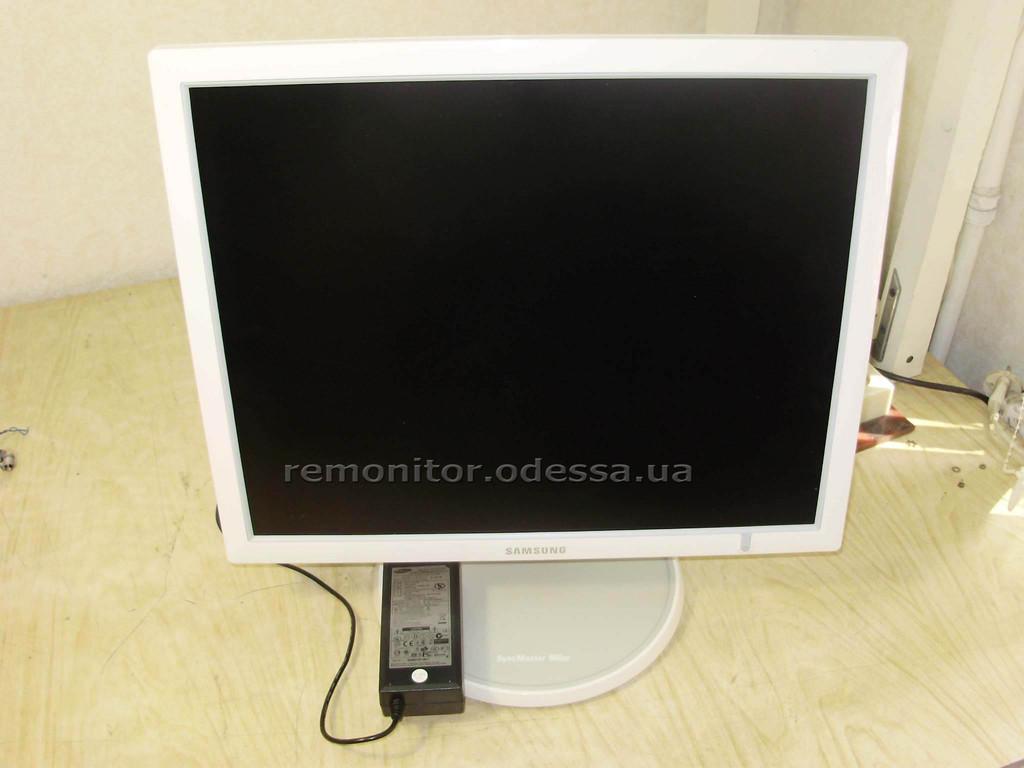 Ремонт монитора Samsung SyncMaster960BF
