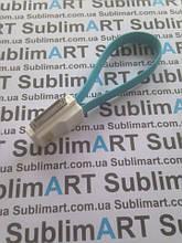Usb кабель 20 см для iPhone, iPod, iPad 30 pin (голубой)