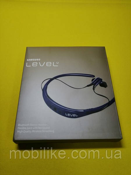 Bluetooth наушники Samsung Level U (Android/iOS/Windows)