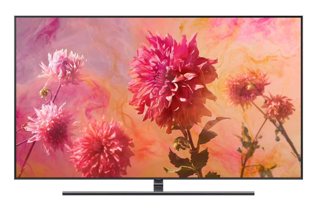 Телевизор Samsung QE55Q9FN (PQI 3700 Гц, 4K Smart, Q Engine, QHDR Elite, HLG, HDR10+, QHDR2000, DTS4.2CH 60Вт)