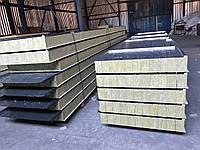 Сендвич панель стеновая базальт 250мм, фото 1