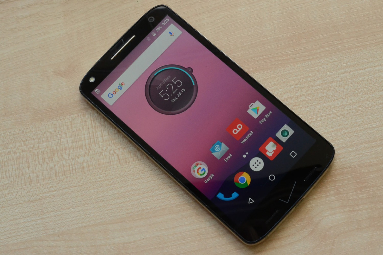 Motorola Droid Turbo 2 Black Leather XT1585 32Gb Оригинал!, фото 1