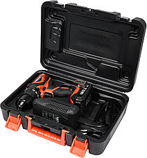 Двухскоростной аккумуляторный ударный шуруповерт Yato YT-82788, фото 3