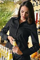 Блуза официанта TEXSTYLE женская приталенная