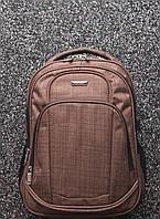 Мужской повседневный городской рюкзак для ноутбука + USB